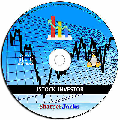 NEW & Fast Ship! JStock Professional Stock Market Investment Strategy - Linux
