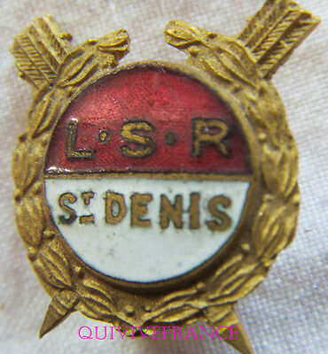 Bg7614 - Insigne Badge Archerie Tir A L'arc - Lsr - St Denis