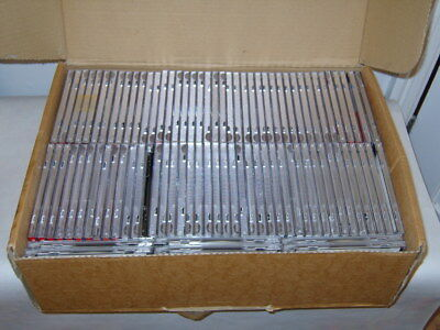 WHOLESALE JOBLOT BUNDLE OF 88 DVD +RW4x +R -RW IMATION & HP REWRITEABLE JEWEL CD