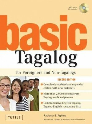 Basic Tagalog for Foreigners and Non-Tagalogs, Paraluman S. Aspillera