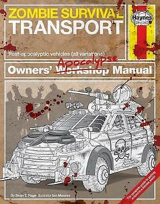 Zombie Survival Transport Manual, Sean T. Page