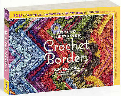 Around the Corner Crochet Borders, Eckman, Edie