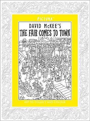 The Fair Comes to Town, David McKee