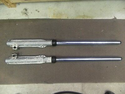 1984 Husqvarna WR250 motorcycle front forks 83 WR125 84 AE500