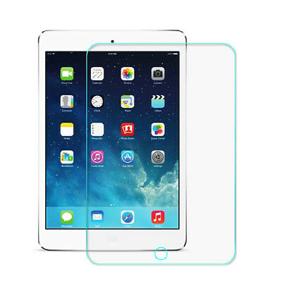 1x 100% Genuine Tempered Glass Screen Protector Protection For Apple iPad Mini 4