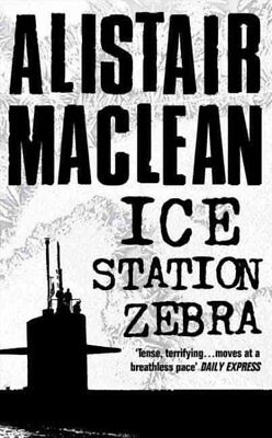 Ice Station Zebra, MacLean, Alistair
