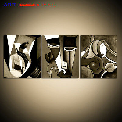 Large MODERN ABSTRACT OIL PAINTING On Canvas Contemporary Wall Art Decor oil167