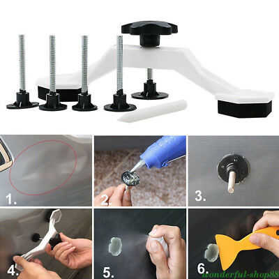 1X Car Body Paintless Dent Repair Puller Tool Hail Removal PDR Tool Pulling Tabs