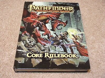 Paizo Pathfinder Roleplaying Game Core Rulebook hardcover