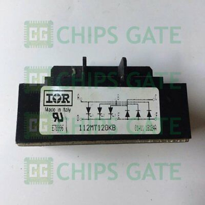NEW MODULE 1 PIECE 130MT160KB IR INTERNATIONAL RECTIFIER MODULE ORIGINAL
