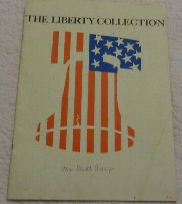 Vintage 1963 Copies Of Us Historical Documents The Liberty Collection