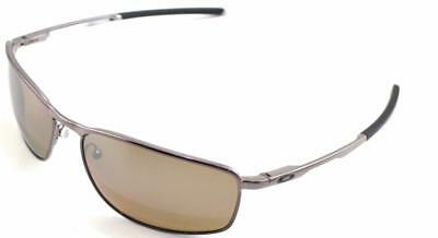 f0176f8f30b76 New Oakley Sunglasses Conductor 8 Tungsten Iridium Polarized  4107-03 New  In box