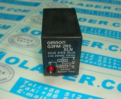 1PCS NEW Omron Solid State Relay G3FM-2R5SLN 24VDC