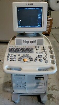 Philips EnVisor C HD Ultrasound Machine System M2540A C.0.2 Software