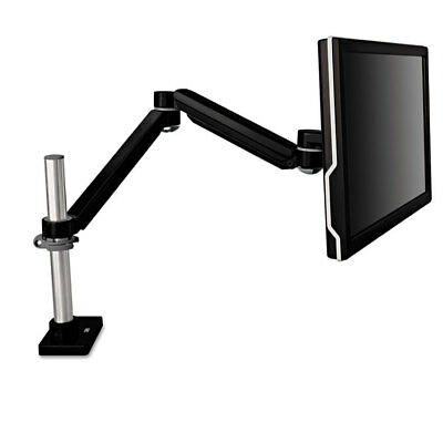 3M Mounting Arm for Flat Panel Display 20 lb Load Cap. Black