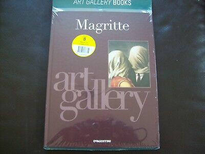 DeAgostini Art Gallery Artists Book Collection # 8 Magritte & Canaletto