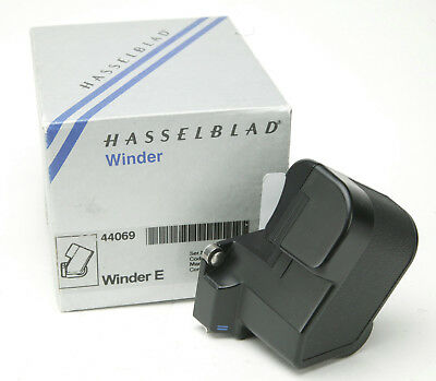 Hasselblad Winder E For 200 Series, 2000FCW & 2003FCW Cameras. Clean. Untested.
