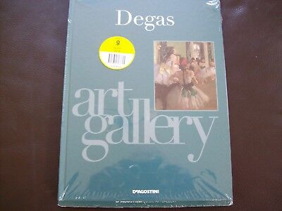 DeAgostini Art Gallery Artists Book Collection # 9 Degas & Goya