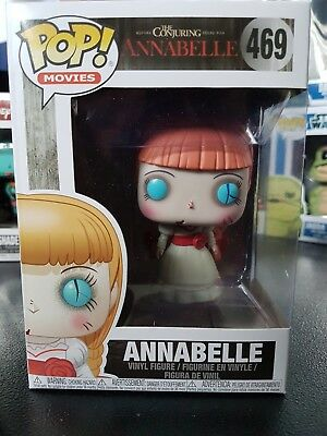 Funko Pop! 469 Annabelle The Conjuring Figur Neu Movies