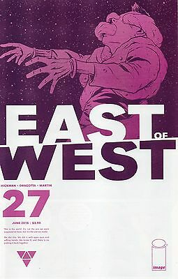 East Of West #27 (NM)`16 Hickman/ Dragotta