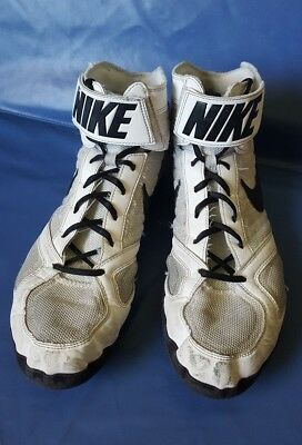 Nike Takedown 4 Mens Wrestling Shoes Size 13.5 Preowned