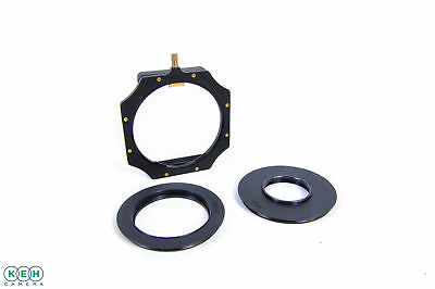 Lee Filter Holder with 72mm & 49mm Adapters