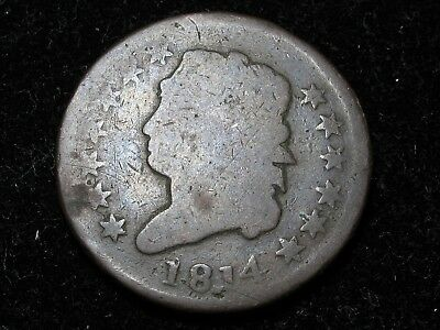1814 Large Cent * Classic Head * Free Shipping