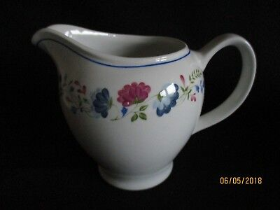 British Home Stores BHS Priory jug holds 1pint full to brim