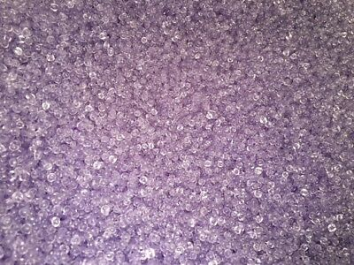PURPLE 10 lb round Plastic Poly Pellets Cornhole Bags Weighted Blankets Vest