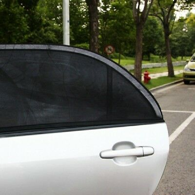 2*Fit Car Side Rear Window Baby Sunshade Cover Visor Shield Screen Protects YA9