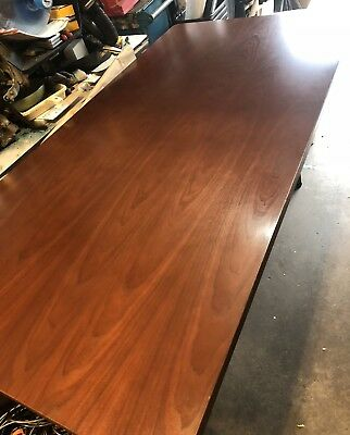 "HERMAN MILLER EAMES Rectangular Wooden Conference / Dining Table Top  70""x35""x1"""