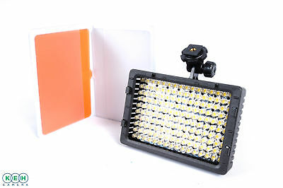 Neewer CN-160 LED Video Light w/2 filters uses AA Batteries