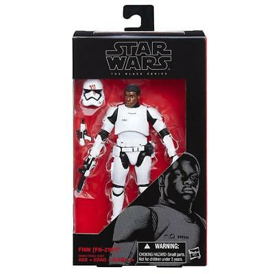 """Star Wars The Black Series Finn (Fn-2187) 6"""" Action Figure Toy"""