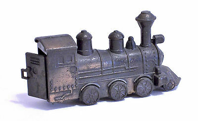 Temperamatite Vintage In Metallo Pencil Sharpener Locomotive Locomotiva Treno