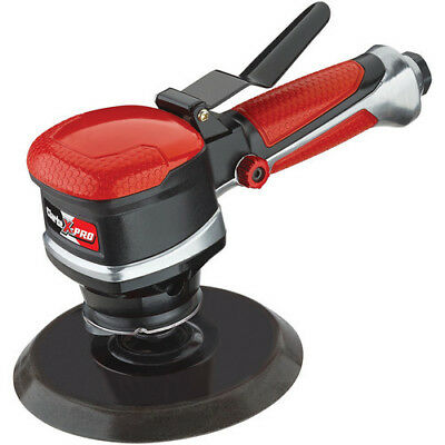 "Clarke X-Pro CAT136 Professional 6"" Dual Action Random Orbital Sander AIR DRIVEN"
