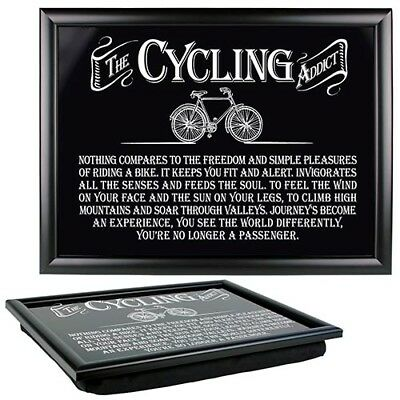 Ultimate Man Gift - Cycling Lap Tray Dad Gift Idea
