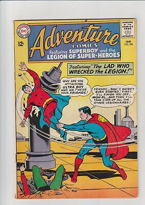 Adventure Comics #328 ( 1965, DC) G+  Legion Mon-el