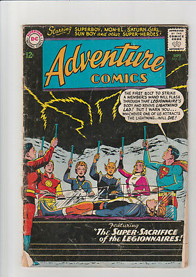 Adventure Comics #312 ( 1963, DC) G  Legion  Lightning Lad