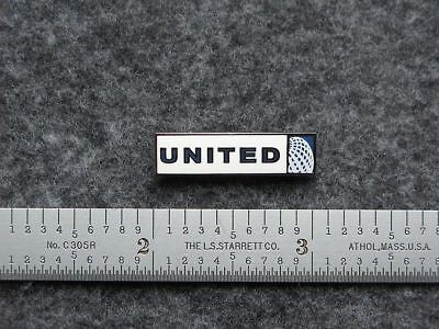 United  /  Continental  Airlines New Logo Pin