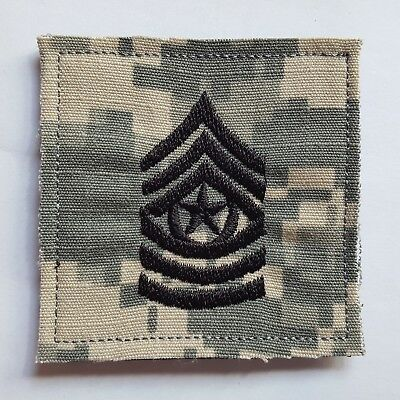 U.S ARMY AUFNÄHER KLETT PATCH TEST /& EVALUATION COMMAND ACU DIGITAL UCP