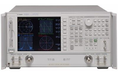 Keysight/Agilent 8720ES Vector Network Analyzer 50MHz-20GHz