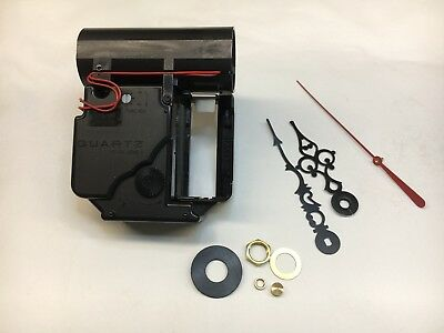 "Takane Westminster Chime Quartz Battery Movement to fit a 5/8"" Dial with Hands"