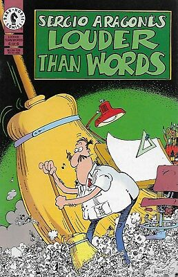 Louder than Words No.6 / 1997 Sergio Aragones