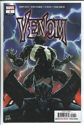 Venom #1 Marvel comic Donny Cates 1st Print 2018 unread NM