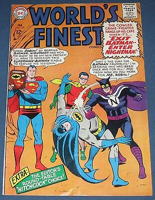 World's Finest Comics #155  Feb 1966