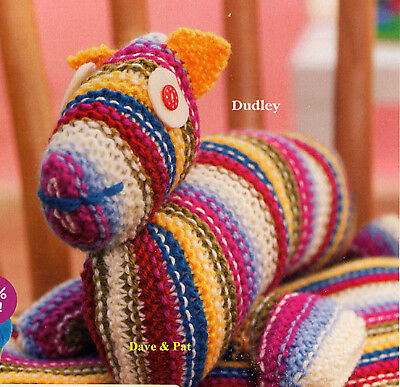 Knitting Pattern Dog Draught Excluder Knitted In Aran Approx 355