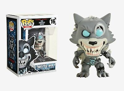Funko Pop Books: Five Nights At Freddy's - Twisted Wolf Vinyl Figure Item #28805