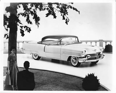 1956 Cadillac Series 62 Coupe DeVille Factory Photo ua3754-D5OSTH