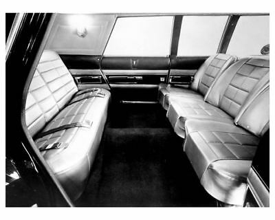 1969 Chrysler Armbruster Stageway Limo Factory Photo ua5538-LQFJX3