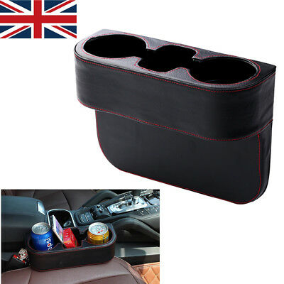 UK Universal Dual Car Cup Holder Van Storage Drinking Bottle Can Mug Mount Stand